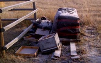 Bad Beekeeping Web Site Chinook Honey
