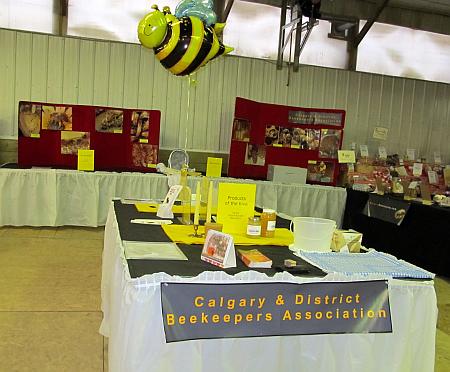 hive calgary bee club beekeepers beekeeping