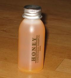 beekeeping shampoo honey