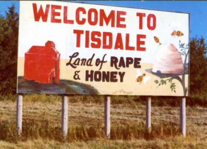 Tisdale rape and honey