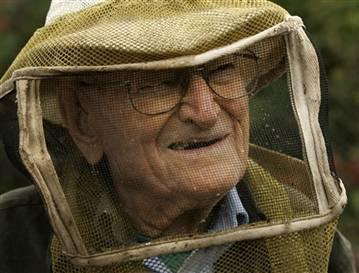 Beekeeper age 102